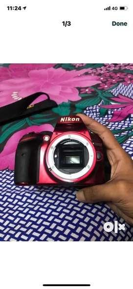 Nikon camra