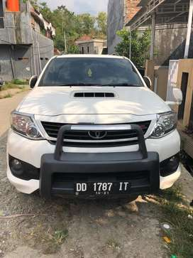 Toyota Fortuner 2014 TRD Sportivo,