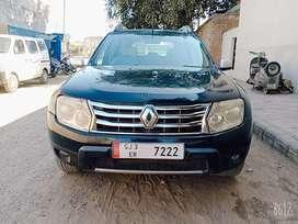 Renault Duster 2012-2015 110PS Diesel RxZ, 2013, Diesel