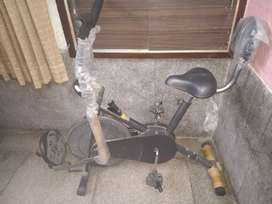 Exercise Bicycle under warranty.