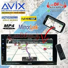 Doubledin Avix Mirrorlink [ DF Car Audio]