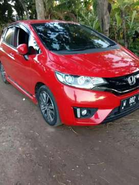 All new jazz rs MT 2015
