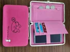 Fancy wallet for girls