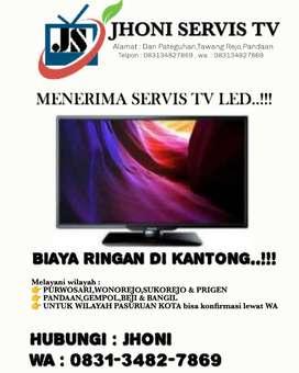 SERVIS PANGGILAN TV LCD & LED