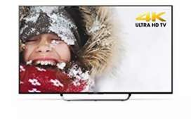 """52"""" Inches Led Ultra Slim 4K New brand With Warranty"""