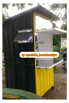 mini kontainer Banjarmasin