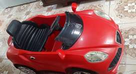 Kids Chargeable Car, in Good Condition