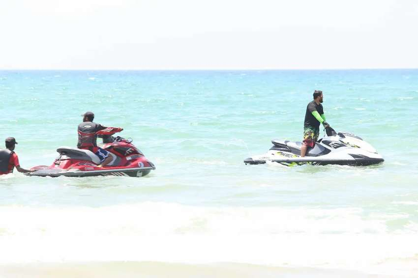 Rent Jetski at karachi beach for family and corporate events 0
