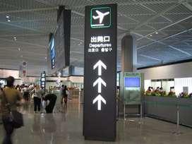 Indigo Airline Airport Job Apply Now ( ticketing executive )
