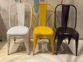 good quality steel chairs