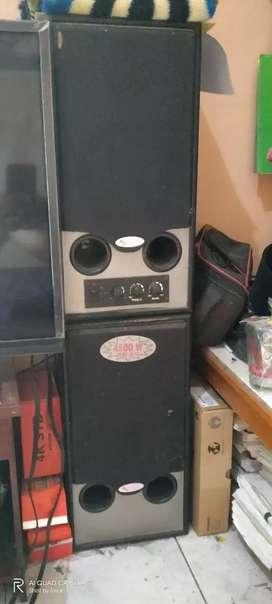 Dijual speaker aktif merk Xtream