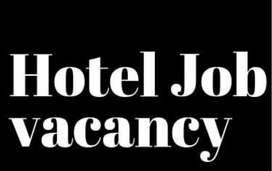 HOTEL RECEPTIONIST REQUIRED FOR MANAGING HOTEL IN MAHIPALPUR