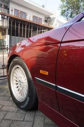 Jual 528i A/T E39 1997 Calypso Red