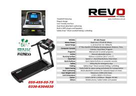 Revo RT 101 Motorized Treadmill Foldable & Manual Incline