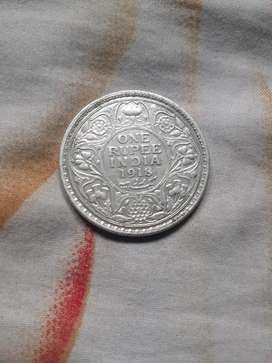 Indian old rare coin