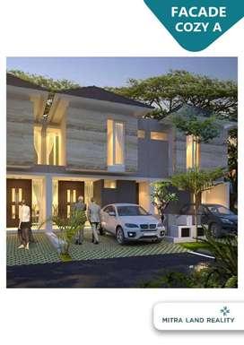 Dijual rumah baru sidosermo dekat raya jemursari margorejo surabaya