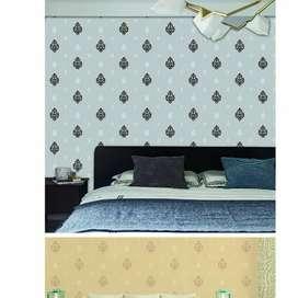 Model Terbaru Gorden Wallpaper Gordyn Korden Hordeng Blinds Curtain.