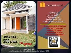 Rumah Modern di Syamsudin Noor