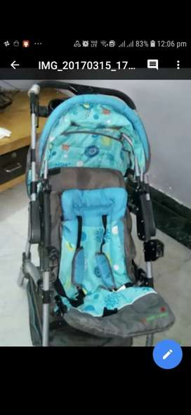 Baby pram, 3 yr old, but only use one time , condition is very good,