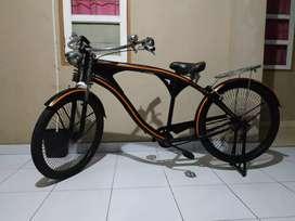 Sepeda Jadul Antik
