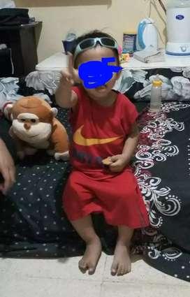 Dicari pengasuh anak umur 2 tahun