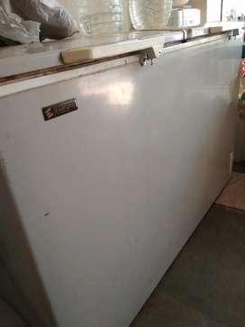 Elanpro Double door deep freezer