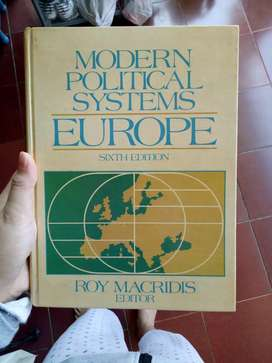 Modern Political Systems: Europe