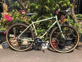 gravel bike Masi giramondo 700c