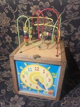 Mothercare Maze Box mainan edukasi anak branded ex playground