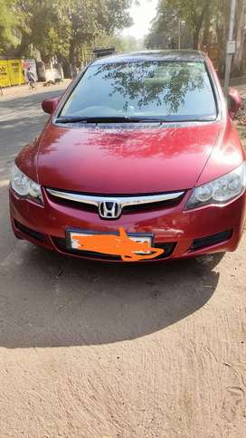Honda, Civic 2007 Model. 1.8 S Manual.
