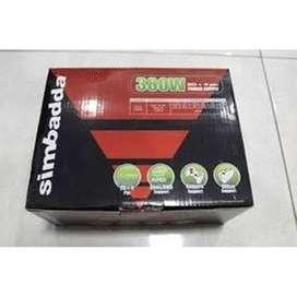 Power Supply Simbadda 380W / 380 Watt OEM
