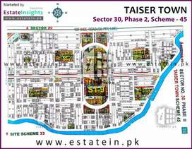 Taiser town VIP sector 30 phase 2 plot for sale