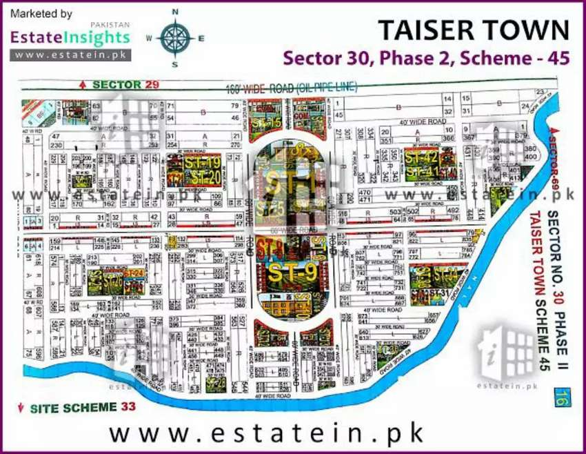 Taiser town VIP sector 30 phase 2 plot for sale 0