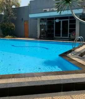 Rumah + kolam renang Cengkareng dkt jelambar palmerah meruya utara