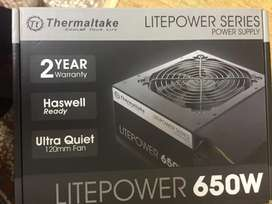 Thermaltake 650watt psu