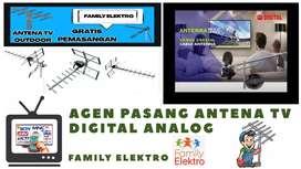 Workshop Pusat Free Pasang Antena Tv Digital Sederhana