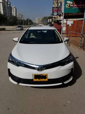 toyota crolla gli face lift for sale in califton