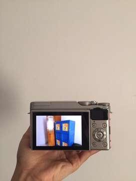 Fujifilm xa-10 16-50mm (mirrorless)