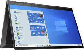 HP Envy x360 13 Laptop Touch 13.3 1000 nits Ryzen 6 Core 8GB