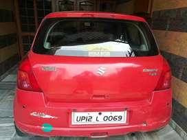 Swift car 2005