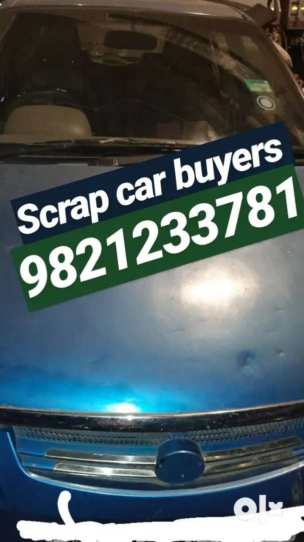 SCRAP CAR BUYERS OLD JINK ACCIDENT cars