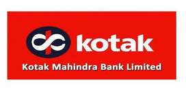 URGENT REQUIREMENT IN KOTAK MAHINDRA BANK JOB APPLY NOW.