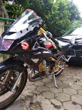 Kawasaki ninja KRR 2013