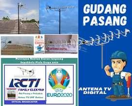 Ahli Jasa Pasang Baru Antena Tv Analog Antenna Biar Jer