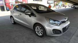 Kia Rio 2012 MT tgn 1 pajak baru bisa TT