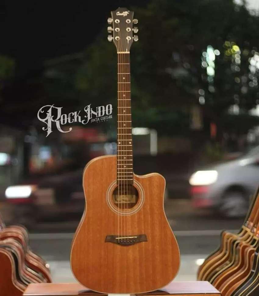 Gitar akustik  cowboy gwc 240 na 0