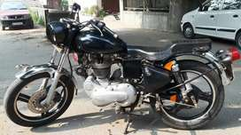 Royal Enfield bullet 5 speed with Alloy rims new tube tyre
