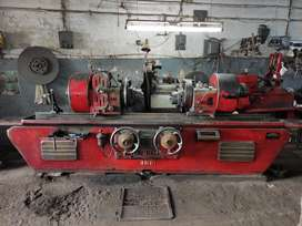 Workshop Machinery With Tools