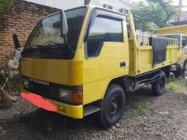 Mit. Colt diesel ps 100 truck 4 roda bak terbuka besi