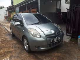 Yaris matic 2008